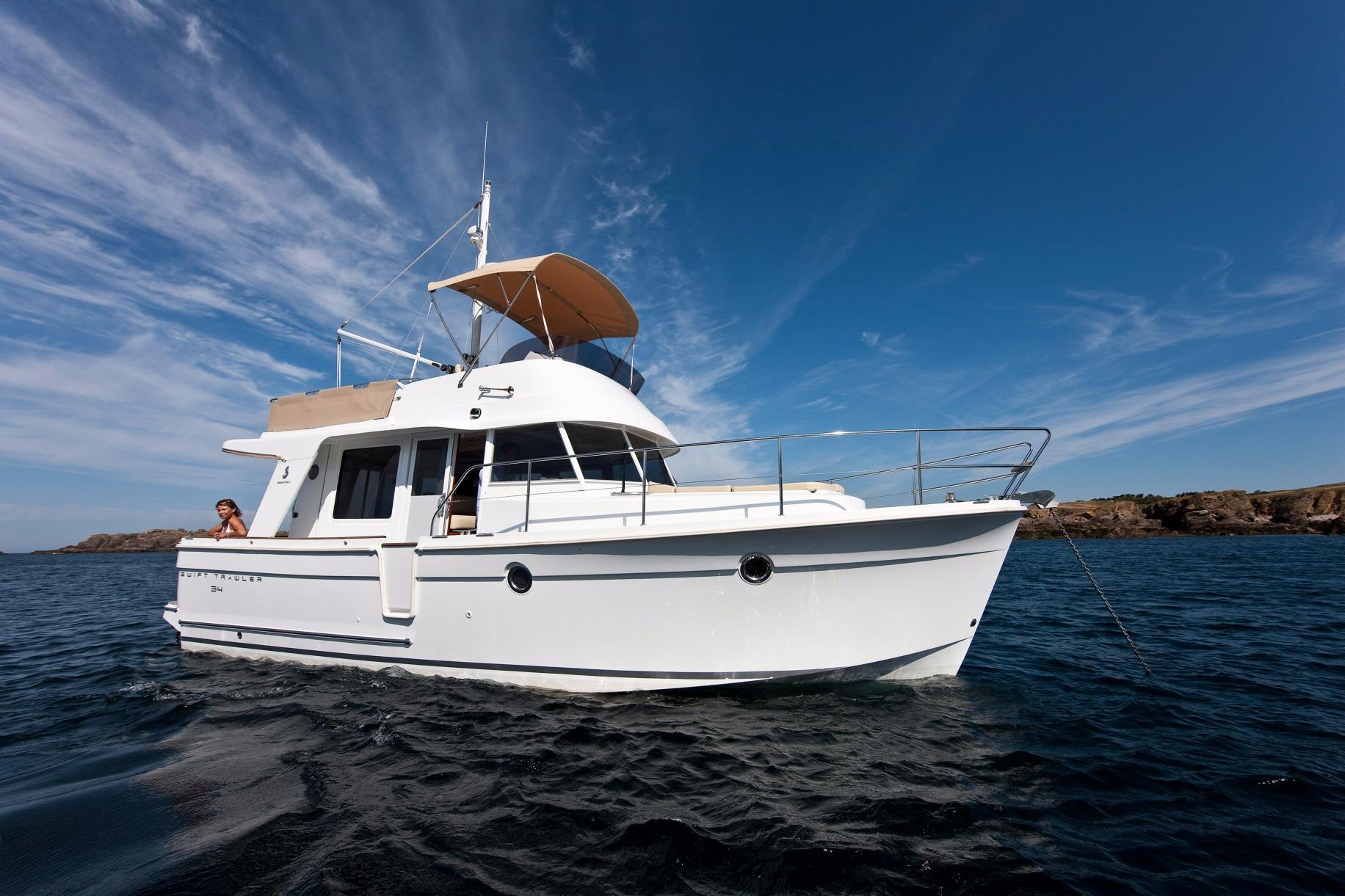 Swift Trawler