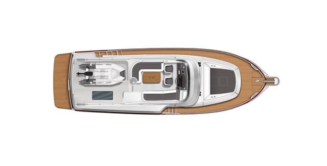 Layout Swift Trawler 44