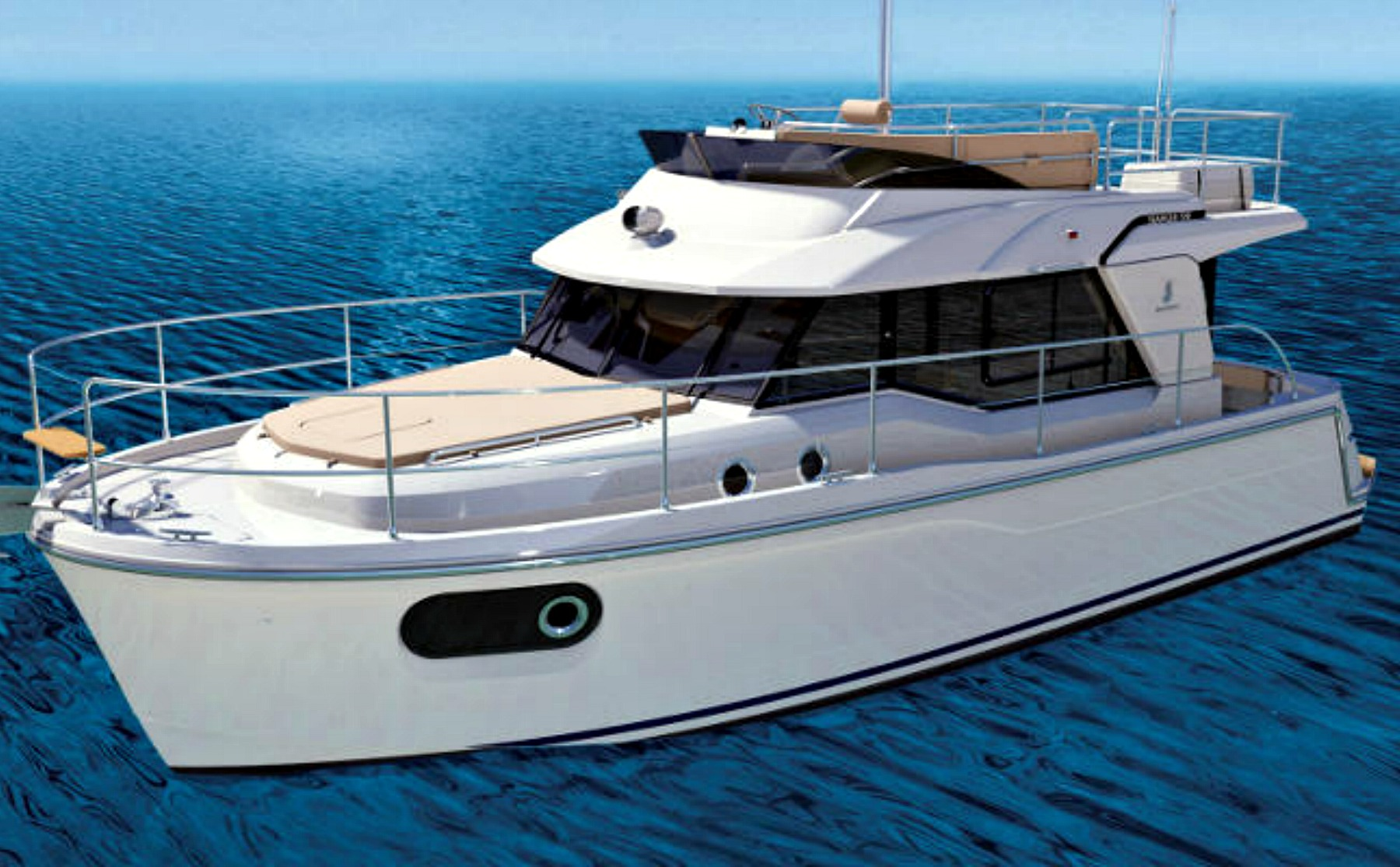 Swift Trawler 30 Yacht