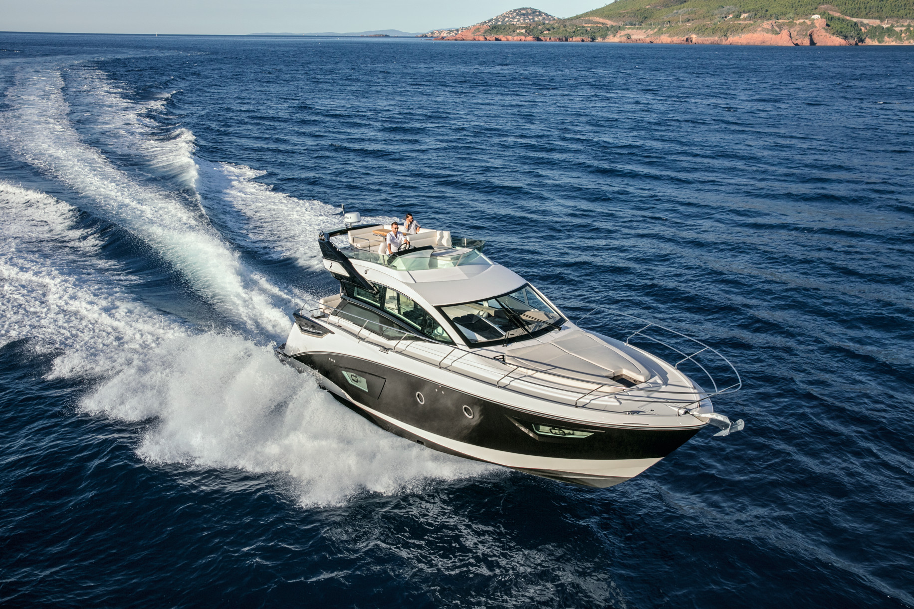 Swift Trawler Yacht