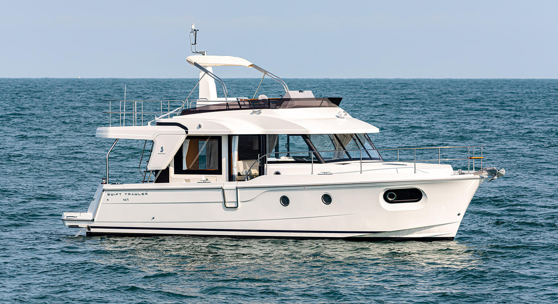 Swift Trawler 41 Fly